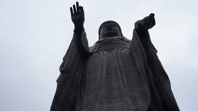 Top 10 Tallest Statues In The World - The Mysterious World