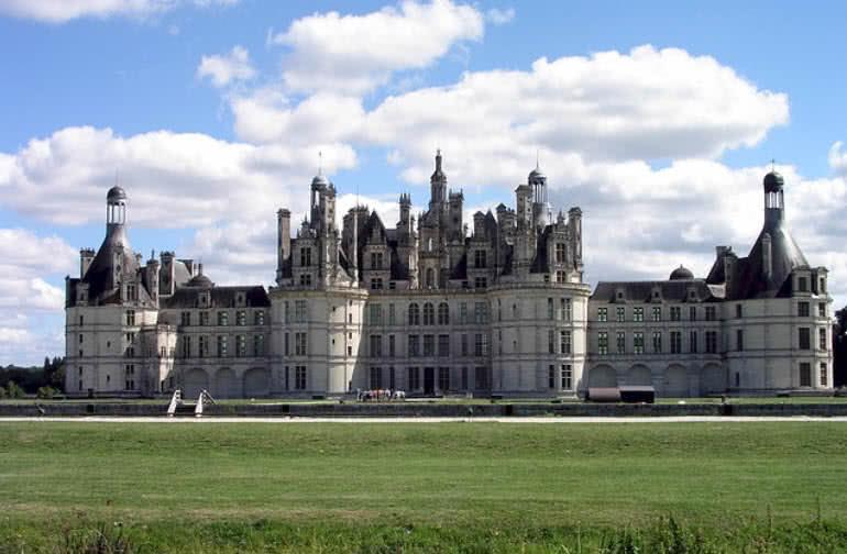 بزرگترین قصر فرانسه