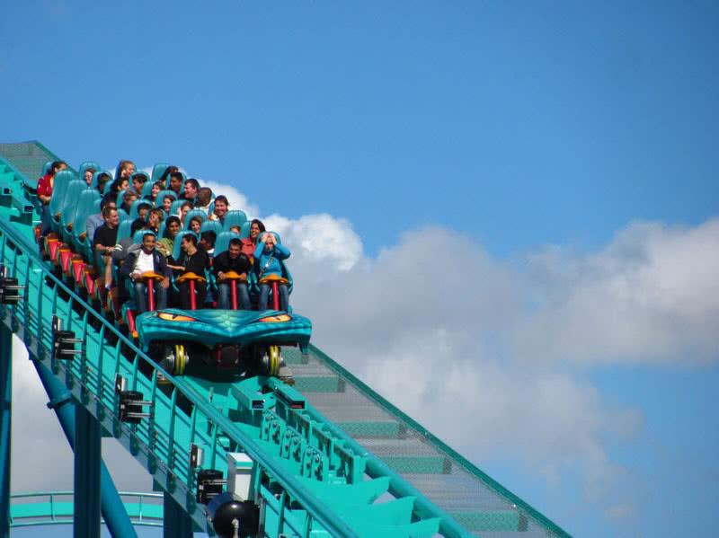 leviathan rollercoaster