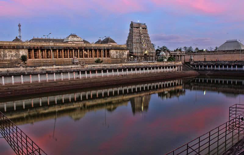 Thillai Nadaraja Temple