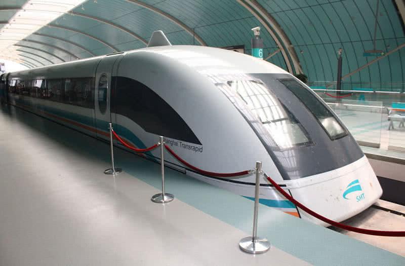 شانگهای Maglev