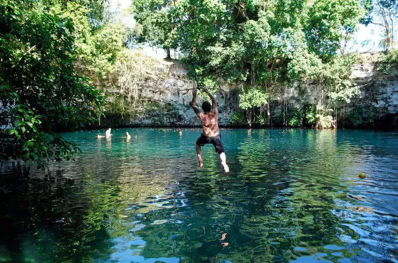 dudu blue lagoon