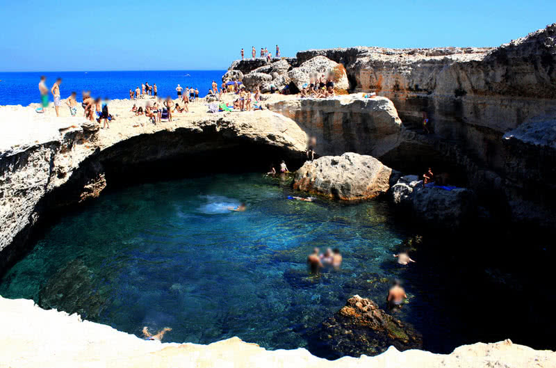 grotta della proesia