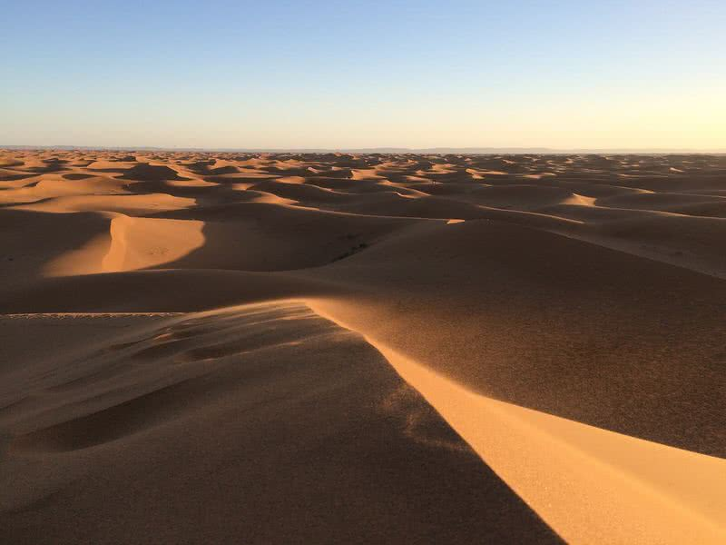 Top Most Beautiful Deserts In The World The Mysterious World - Largest desert in the world