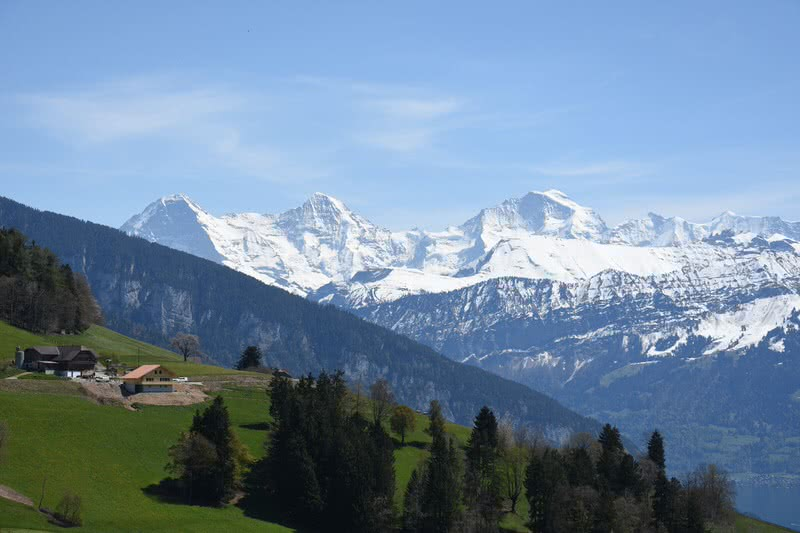 Eiger mountain